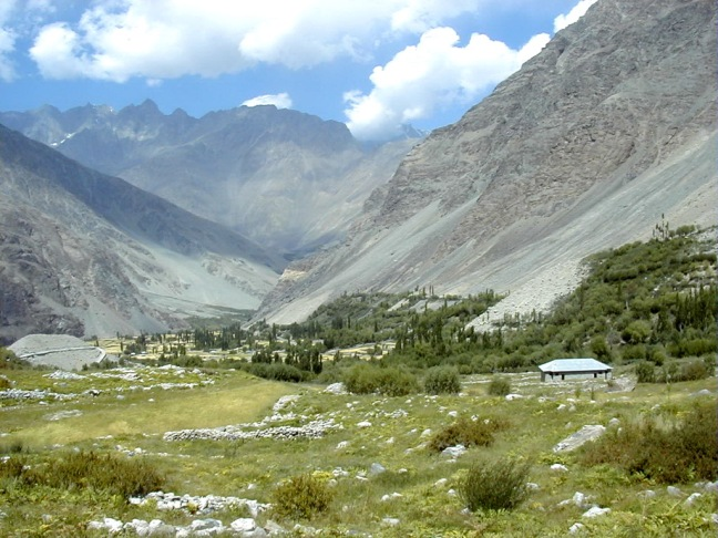 BAROGHIL VALLEY, CHITRAL