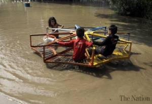 Floods wash away life in Chitral
