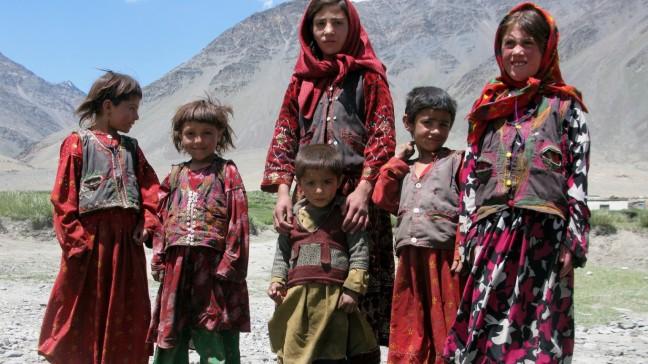 afghanistan tajikistan wakhan pamir