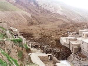 Pamir Times 2014 May Badakhshan landslide