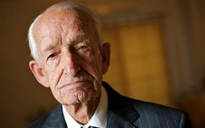 Major Geoffrey Langlands Photo: Asad Zaidi The Telegraph www.telegraph.co.uk